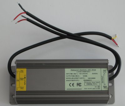 Led driver for Transformateur exterieur 12v